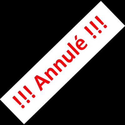 Logo annule