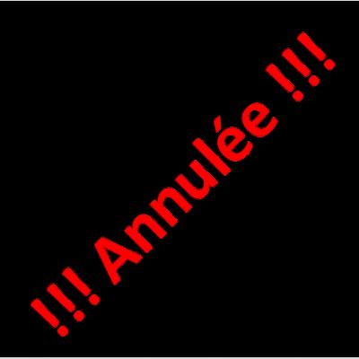 Logo annulee